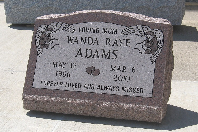 engraved-granite-slanted-headstone